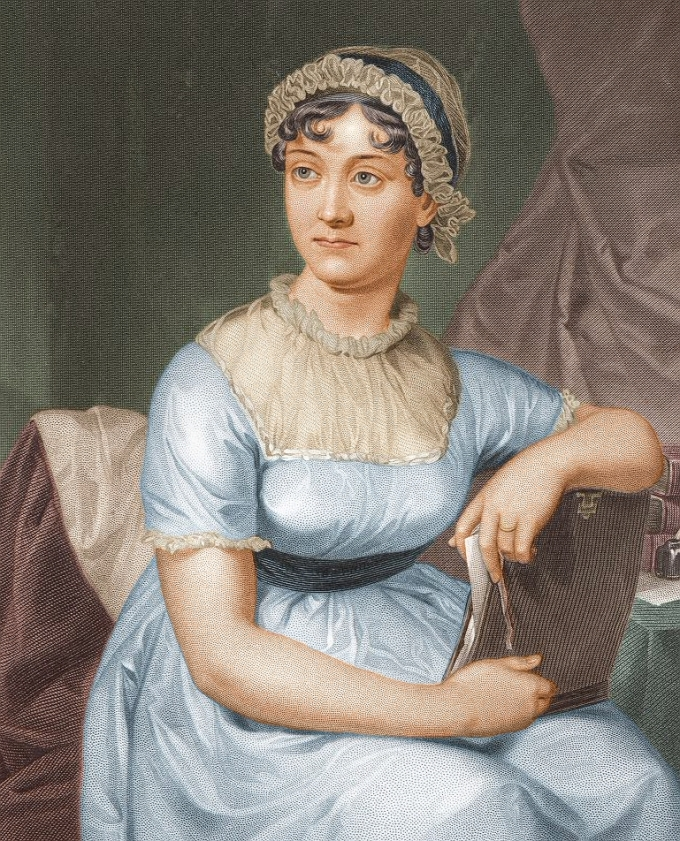 8 Little Known Facts about Jane Austen