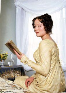 Elizabeth Bennet, (Jennifer Ehle)  BBC 1995