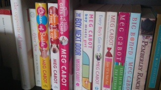 "Queen of Babble Series, The ""Boy"" Series by Meg Cabot"