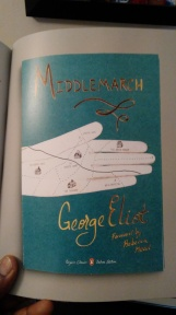 Middlemarch by George Eliot (Deluxe Classic)