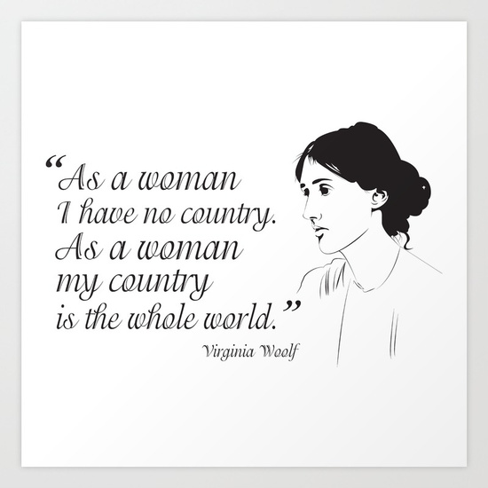 Happy Birthday Virginia Woolf