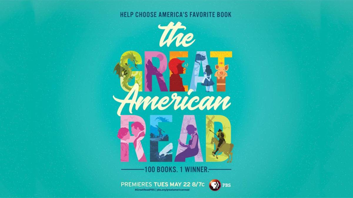 The Great American Read Airs Tonight on PBS