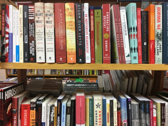 Book_shop_with_non_fiction_books_on_Japan_6