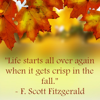 Fall-quote
