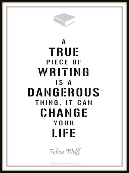 Tobias-Wolfe-Writing-Quote-Poster