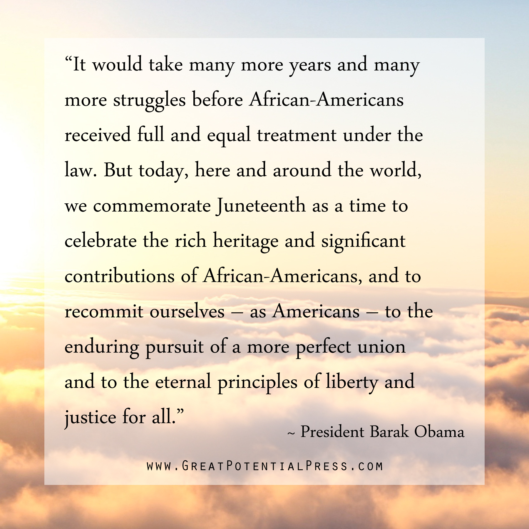Obama-Juneteenth-Quote