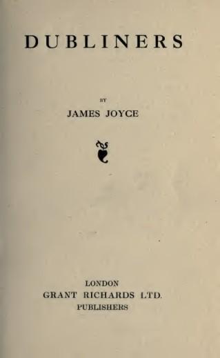 Joyce_-_Dubliners,_1914_-_3690390_F
