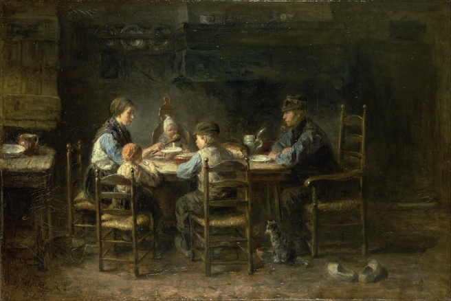 Jozef_Israëls_-_Peasant_family_at_the_table_-_Google_Art_Project.jpg