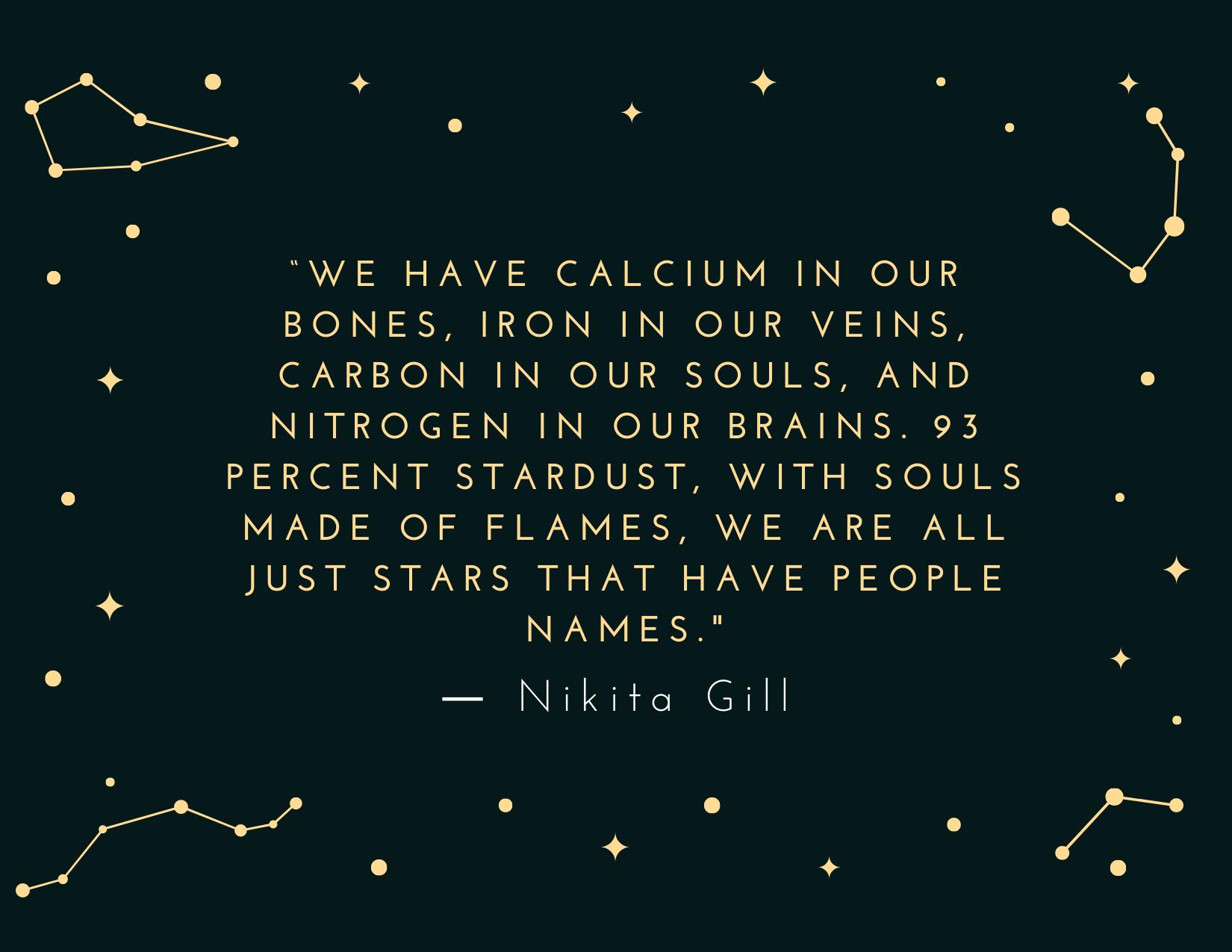 Nikita Gil Quote